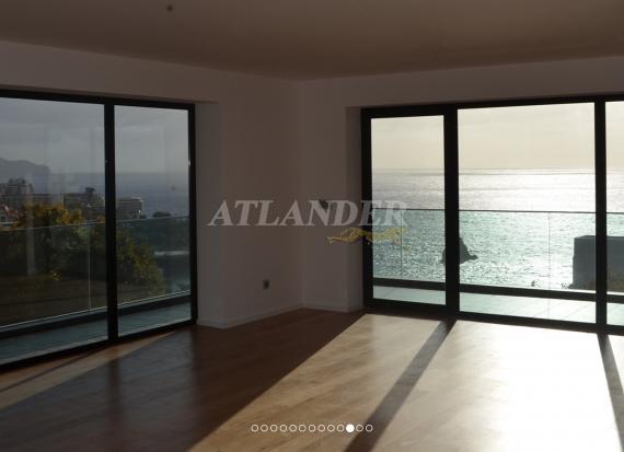 Ref1945a, Продається 3 -кімнатна мебльована квартира з прекрасним видом та басейном, São Martinho, Funchal