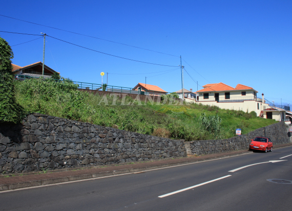 Ref1965, Plot of land with sea view, valley and mountain view for sale, Santana