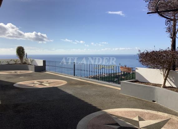 Ref1800a, 4 bedrooms house with sea view for sale, Câmara de Lobos